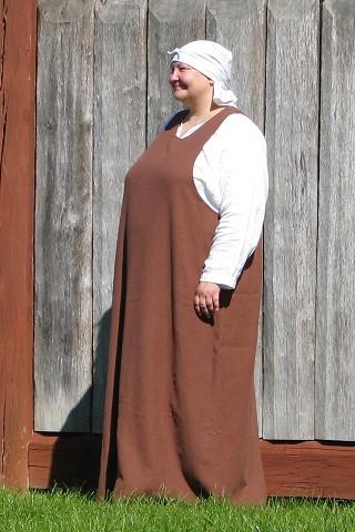 Middelalder tøj til kvinder