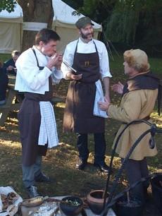 Det Nye og get gamle Nordiske Køkken mødes