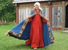 Nordbokjole og Leksand kappe