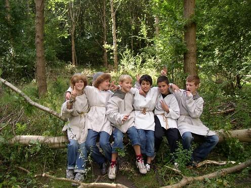 Vores stævningsskov!